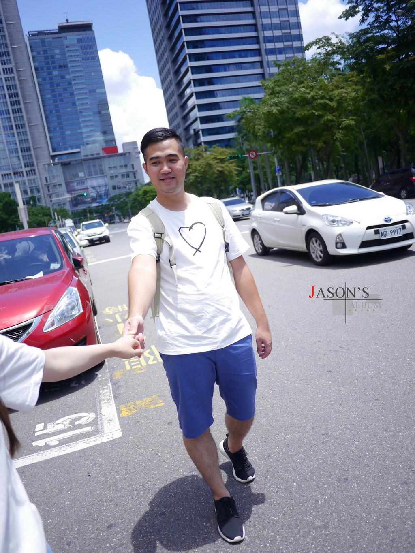 台湾就在不远处,我的小清新台湾情侣照跟拍