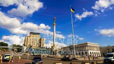 基辅独立广场