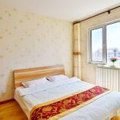 青島金沙灘煙台前全家幸福精裝修度假公寓