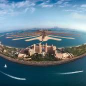 迪拜棕櫚島亞特蘭蒂斯酒店