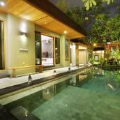 巴厘島水明漾巴黎熱漢別墅1