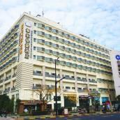 如家酒店(上海四平路海倫路地鐵站店)