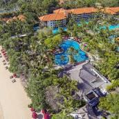 巴厘島努薩杜瓦拉古納豪華假日溫泉酒店