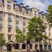 巴黎里昂車站巴士底假日酒店