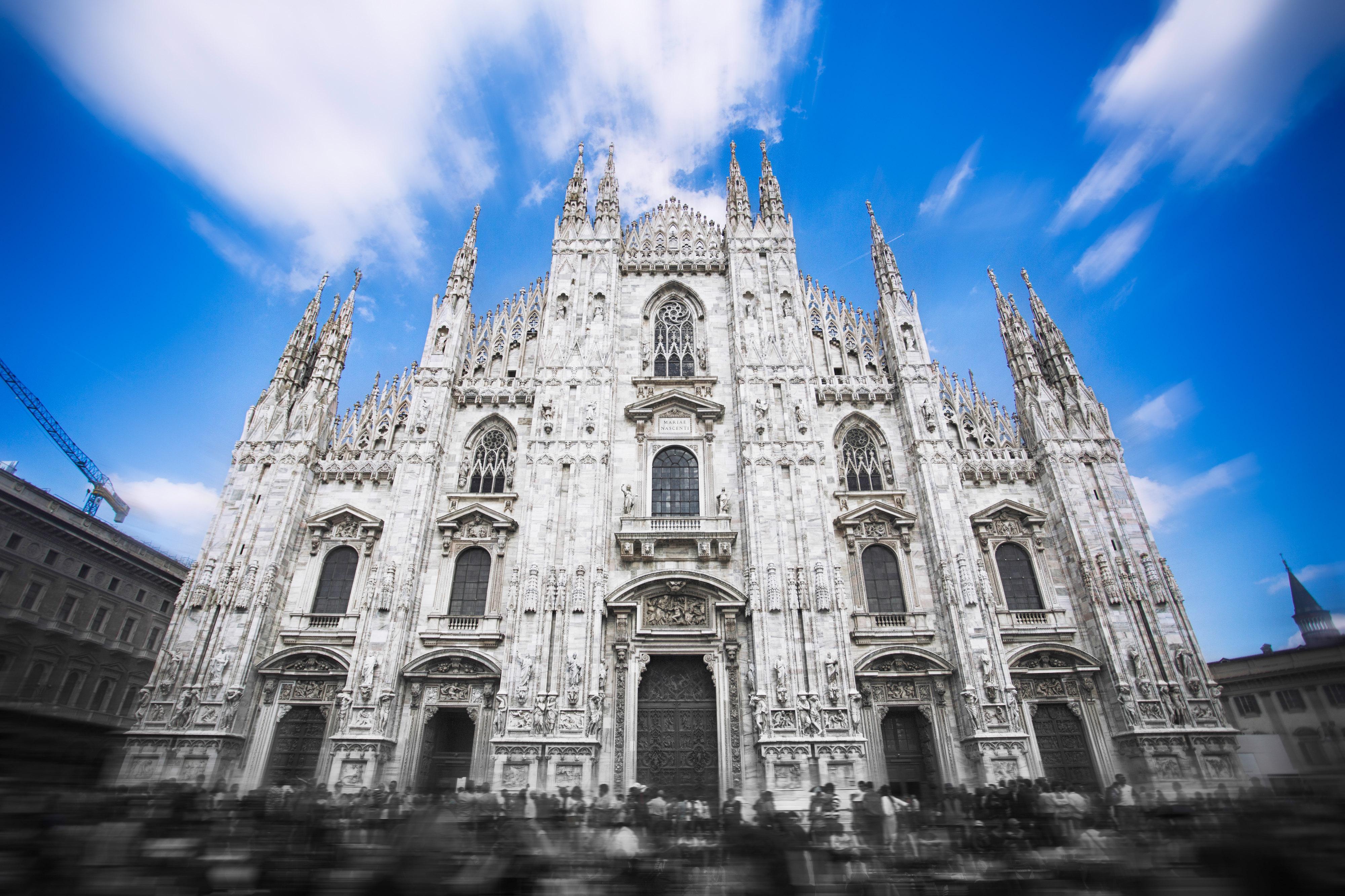米蘭大教堂門票